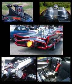 For $150k, you can buy a 1966 reproduction batmobile, brand new all around with a 350 crate motor: http://www.buybatparts.com/joomla/index.php/replicas