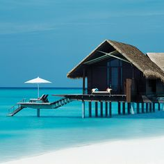 """Brides.com: . Asia and Australia: One & Only Reethi Rah, the Maldives  After saying """"I do,"""" Josh Duhamel and Fergie jetted to this series of 130 glittering villas overlooking a turquoise lagoon. Most glamorous activity: chartering the resort's 55-foot yacht and having your butler set up a private barbecue on one of 12 (!) white-sand beaches.  From $915; One & Only Reethi Rah"""