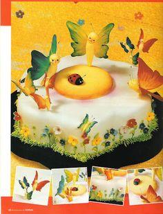Decoracion De Tortas Nº 07 - Lilicka Amancio - Web-albumi Picasa