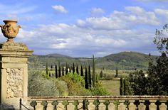 Bed & Breakfast ecosostenibile Toscana:Villa Medicea Lappeggi