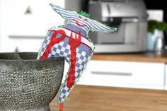 Einer von vielen Gisengeistern: Der Küchengeist. www.gisengeister.de