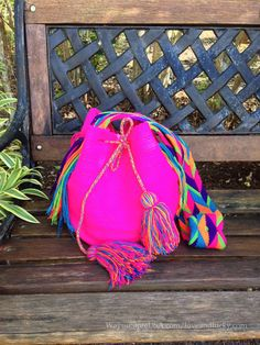 Wayuu Bags Wayuu Mochila Bags. 2014 Hot Trend in Europe and Brazil. FREE SHIPPING. Fairtrade. wybag-22 on Etsy, $80.00