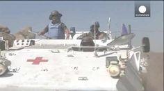Un grupo armado retiene a 43 cascos azules de la ONU en los Altos del Golán