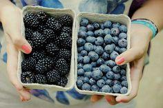 Berries berries berries.