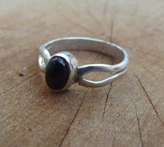 925 sterling silver ring onix silver ring di silveringjewelry