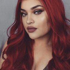 SOOO GORGEOUS!!! see our sweet honey @lilybetzabee is rocking this ombre wig.Howdo you thinkgirls?wig sku:edw1019Use Coupon Code: INSTATo Get 5% Off onyour orderwww.everydaywigs.com  #everydaywigs#laceftontwig #wig#hairstyle#ombrehair#redhair
