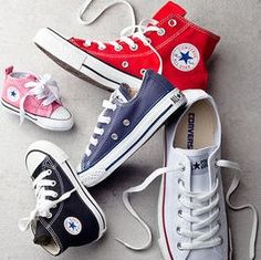 Converse Shoes as low as $20.99!