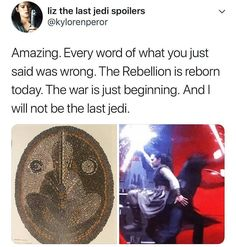 "8,328 Likes, 56 Comments - Star Wars General (@starwars_general) on Instagram: ""What do you guys think about all the new Star Wars we're getting? #starwars #starwarsmeme…"""