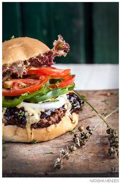Portfolio showcasing my recent food photography Salmon Burgers, Hamburger, Food Photography, Behance, Ethnic Recipes, Behavior, Salmon Patties, Hamburgers