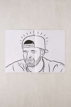 SOMEONE BUY THIS FOR ME Under Star Projectors The Drake Coloring Book By Sugoi