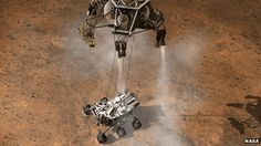 mars will be the place to be for the curiosity rover tomorrow morning...fingers crossed...