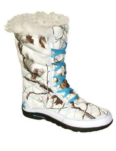 Realtree® Ci Ci Boots | Stage Stores Camouflage Fashion, Camo Fashion, White Camo, Blue Camo, Camo Toe, Concealed Carry Clothing, Camo Rooms, Camo Guns, Camo Outfits