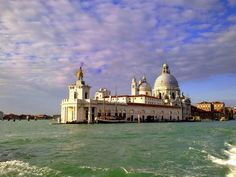 Punta della Dogana, Venice, Italy (photo Sara Sterchele via VeneziaToday)