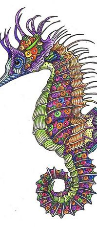 Free Zentangle How To Patterns | zentangle and doodle