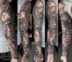 Tattoo Artist - Led Coult Tattoo   www.worldtattoogallery.com/tattoo_artist/led-coult-tattoo