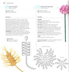 Il blog di Vera Maglia: aprile 2013-Ear of wheat crochet
