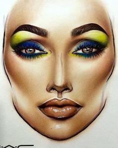 "1,978 Me gusta, 21 comentarios - Sergey X (@milk1422) en Instagram: ""#artist@milk1422 #mylove #myworld #myart #myartistcommunity #myartistcommunityrussia #makeup…"""