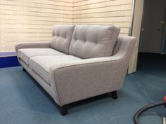 This Bespoke Sofa Was Commissioned Long Distance By Sending Us Line  Drawings And Sizes For A