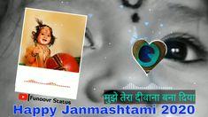 teri banki ada ne o sanware |  Krishna Janmashtami WhatsApp Status Video...