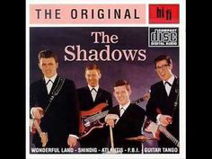 The Shadows - The Original [Full Album], all time great squeaky clean band, no drugs, rock, booze, sex, or any other shit,... just great music.