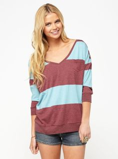 Surfside Shirt - Roxy from Roxy. Saved to Lovely Things. Shop more products from Roxy on Wanelo. Roxy Clothing, Summer Outfits, Cute Outfits, Summer Clothes, What To Wear, Fashion Outfits, Style Fashion, Girls Dresses, T Shirts For Women