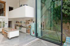 La casa de la ventana | La Bici Azul: Blog de decoración, tendencias, DIY, recetas y arte
