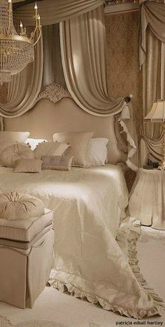 Going home to a Gorgeous Bedroom ✿⊱╮ There's nothing better than that feeling of it's all worth it. Being Blessed.