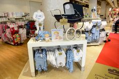 A selection of our merchandise fit for any prince. Available online at www.mothercare.com