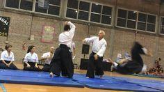 Aikido Exhibición Aikidojo - 2014