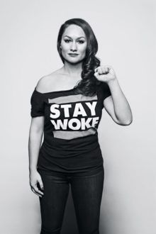 Carmen Perez - Executive Director of The Gathering of Justice and co-chair of the Women's March on Washington: http://shebrand.com/carmen-perez/