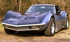 '69 Corvette Motion maco shark