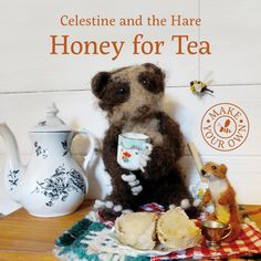 Honey for Tea PREORDER FOR MARCH
