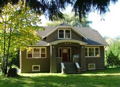 House Colors Craftsman Exterior Gallery - Bing Images