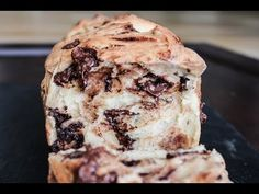 How To Make Chocolate Pull-Apart Bread - By One Kitchen Episode 23