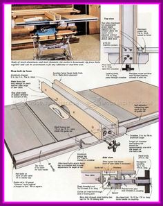 62 best diy table saw images wood projects woodworking table saw rh pinterest com
