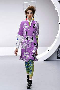 Louise Gray Spring 2013 Ready-to-Wear Fashion Show - Solomiya Zgoda