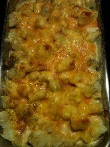 Love this one  Cheesy Sausage & Potato Casserole Recipe