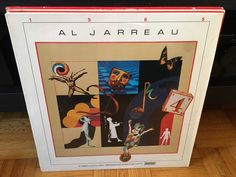 A personal favorite from my Etsy shop https://www.etsy.com/listing/290077599/vinyl-collection-al-jarreau