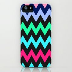 Sold: Zigzag #4 iPhone  iPod Case by Ornaart - $35.00