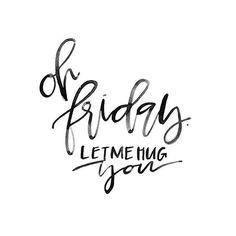 [ t g i f ]  Finaste fredagen till er!✨