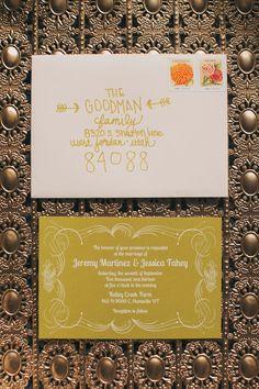 puce wedding invitations, photo by Alixann Loosle http://ruffledblog.com/blush-and-gold-utah-wedding #weddinginvitations #stationery