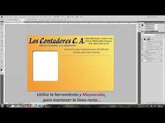 Como hacer un carnet en Photoshop
