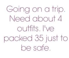 And I only wear like 2 lol