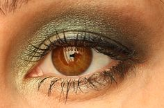 The Body Shop Baked To Last Eye Colour 05 Sage Eye Color, Colour, The Body Shop, Sage, Swatch, Eyes, Shopping, Color, Salvia