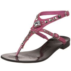 Naughty Monkey Women's Touchstone Thong Sandal ** Want additional info? Click on the image.