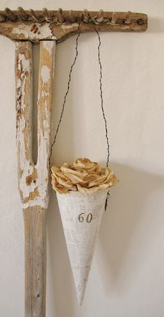 rustic and shabby