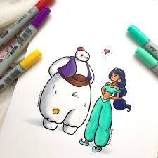 Resultado de imagen para dibujos princesas disney tumblr