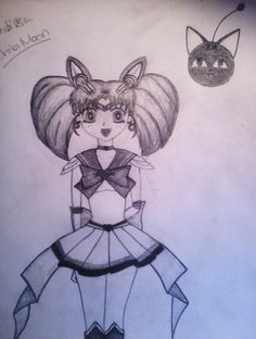 Chibi-Usa from Sailor Moon