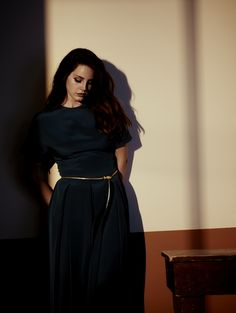 Lana Del Rey by Francesco Carrozzini, April 2014