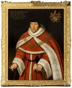 Sir Edward Montagu, Lord Chief Justice to Henry VIII. Executor of Henry VIII's will.